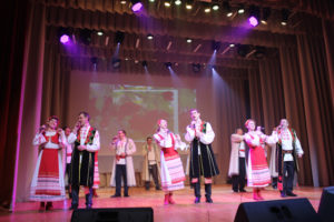 Верхнедвинские газовики – в числе финалистов областного творческого конкурса