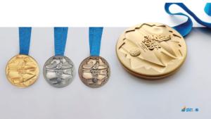 В Мире презентовали медали II Европейских игр 2019 года