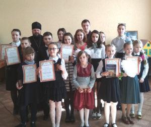 В Верхнедвинске прошёл конкурс чтецов духовной поэзии