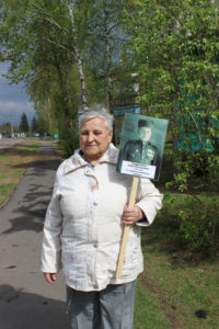 Верхнедвинцы участвуют в акции «Беларусь помнит!»