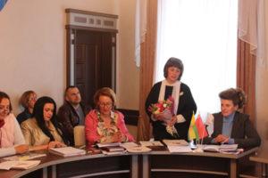 В районной организации «Белая Русь» состоялись отчёты и выборы