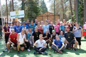 Верхнедвинская команда победила в областной спартакиаде