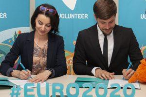 Волонтеры II Европейских игр присоединятся к программе ЕВРО-2020
