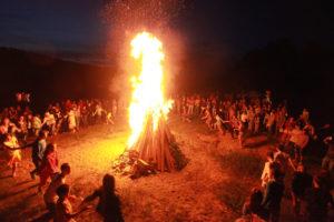 Традыцыйнае свята Купалля ў Верхнядзвінску адбудзецца ўвечары 6 ліпеня ў гарадскім парку.